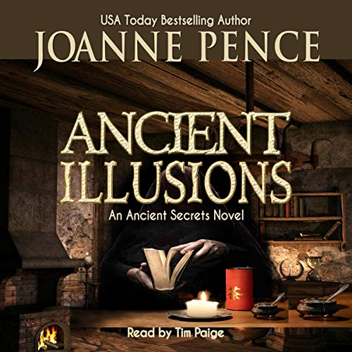 Ancient Illusions audiobook cover art