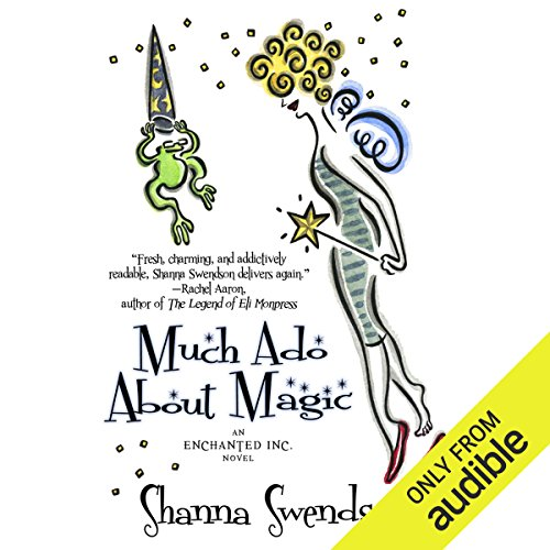 Much Ado About Magic cover art