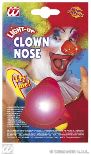 Generique - Nez Clown Lumineux