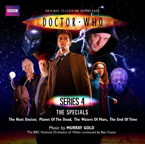 Doctor Who - Original Soundtrack Series 4: The Specials