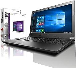 Lenovo (15,6 Zoll) Notebook (Intel N3350 Dual Core 2×2.40 GHz, 8GB RAM, 1000GB S-ATA..