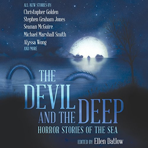 The Devil and the Deep     Horror Stories of the Sea              Autor:                                                                                                                                 Ellen Datlow - Editor                               Sprecher:                                                                                                                                 Tim Campbell,                                                                                        Mary Robinette Kowal                      Spieldauer: 12 Std. und 5 Min.     1 Bewertung     Gesamt 4,0