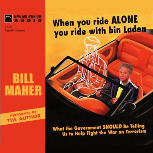 When You Ride Alone You Ride with bin Laden audiobook cover art