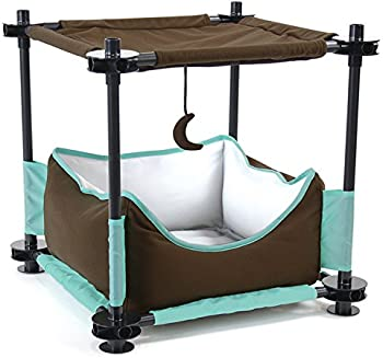 Kitty City Cat Claw Furniture Steel Bed Pet Bed