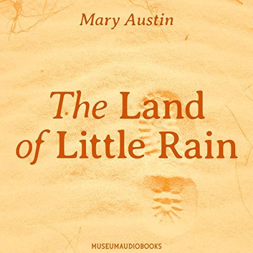 The Land of Little Rain cover art