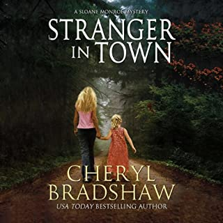 Stranger in Town audiobook cover art