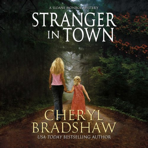 Stranger in Town audiobook cover art