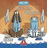 COMO SI FUERAN HERMANOS: colección relatos de perros y gatos (LIBROS INFANTILES...
