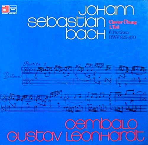 Clavier-Übung 1. Teil / 6 Partiten BWV 825-830 [3x Vinyl LP]