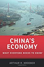 China's Economy: What Everyone Needs to Know (R)