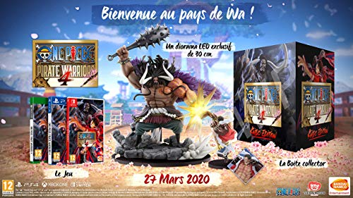 One Piece : Pirate Warriors 4 Collector pour PS4