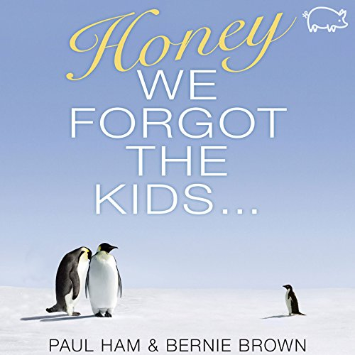 Honey, We Forgot the Kids cover art