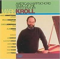 American Music for Harpsichord