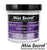 Best Acrylic Powders - Mia Secret White Acrylic Nail Powder 3D Review