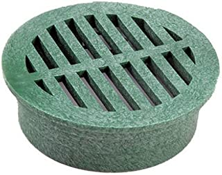 """NDS 6"""" Round Grate, Green"""