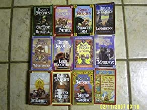 REDWALL/THE LONG PATROL/MARTIN THE WARRIOR/LORD BROCKTREE/THE BELLMAKER/THE LEGEND OF LUKE/MOSSFLOWER/MARLFOX/MATTIMEO/THE...