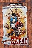 NOTEBOOK  John Wayne  Movie Poster