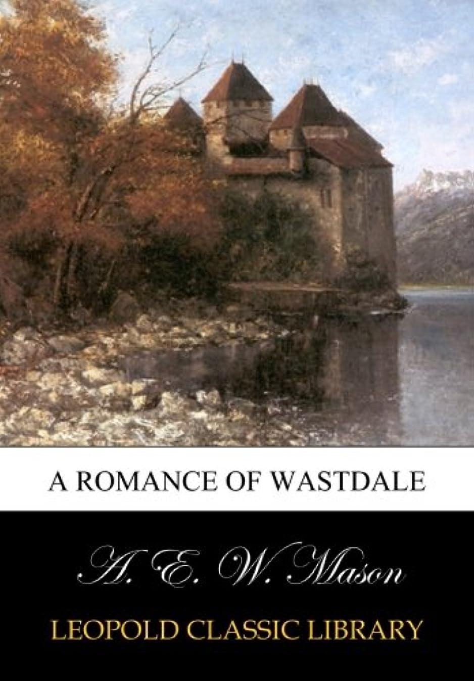 スロープ体細胞前者A romance of Wastdale