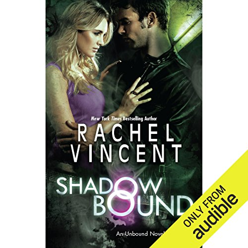 Shadow Bound audiobook cover art