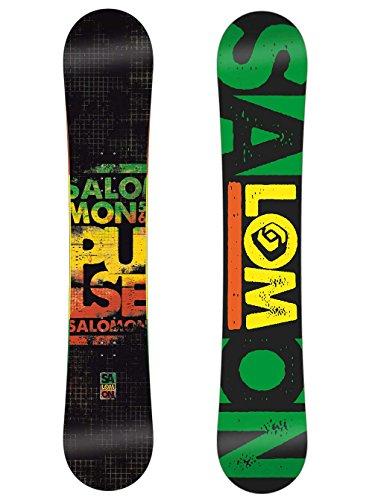 SALOMON Herren Freestyle Snowboard Pulse 145