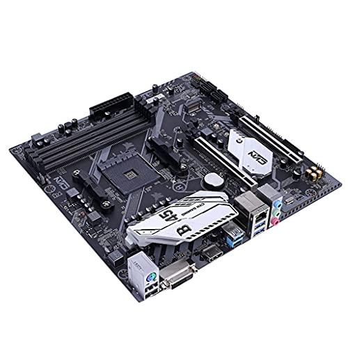 B450M Kit de placa base de doble canal R5-3600 DDR4 Juego combinado de memoria PCIE3.0 X16 USB3.0 B450 Placa base de CPU de escritorio Placa base B450m Ddr4 64Gb B450m Gaming V14 Amd Ryzen Am4 / micro