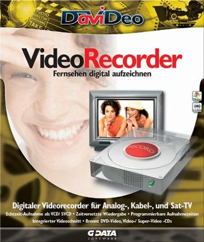 Preisvergleich Produktbild DaVideo VideoRecorder