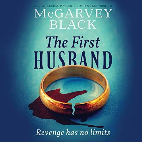 The First Husband cover art