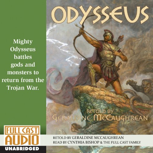 Odysseus audiobook cover art