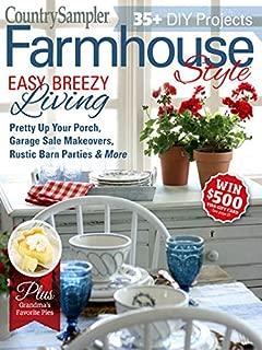Country Sampler Farmhouse Style Magazine Summer 2019