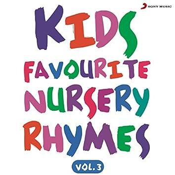 Kids Favourite Nursery Rhymes, Vol. 3