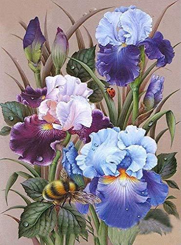 Flower Diamond Painting Kits