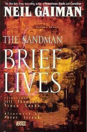 [Sandman: Brief Lives Volume 7] (By (artist) Vince Locke , By (artist) Jill Thompson , By (author) Neil Gaiman) [published: September, 2011]