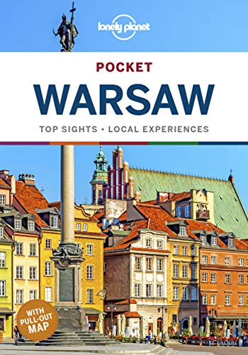 Lonely Planet Pocket Warsaw 1: top sights, local experiences