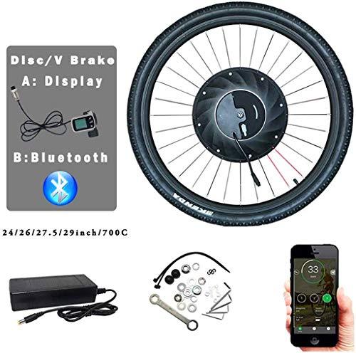 Umrüstsatz für Elektrofahrräder / Umrüstsatz 36V Vorderrad Electric Bike Conversion Kit mit 20