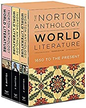 The Norton Anthology of World Literature (Fourth Edition) (Vol. Package 2: Volumes D, E, F)