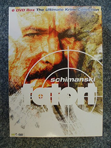Schimanski - Krimi Box Vol. 1 - 12 Folgen (6 DVDs)