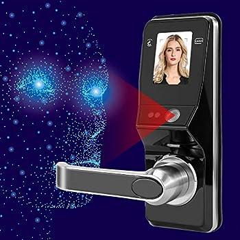 eye scanner door lock