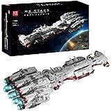 Conjunto de construcción Technik Tantive IV, Rey del Molde Nave Espacial 21003, 2905 Piezas, Super Estrella UCS Bloques de sujeción Compatible con Lego Star Wars