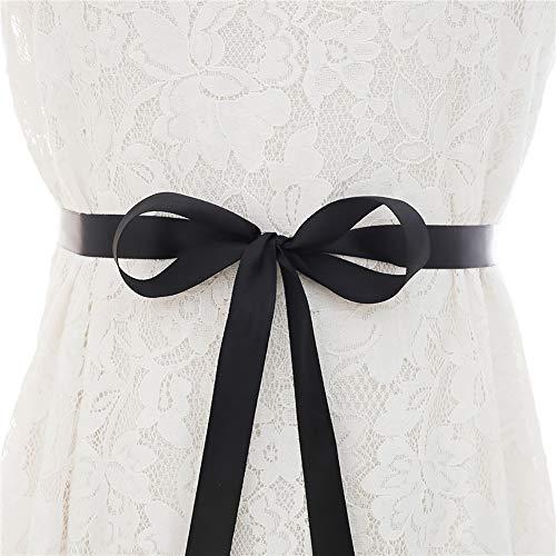 KCCCC Cintura para Mujer Cadena de Cintura Cinturón Nupcial Pedido a Mano Rose Oro Rhinestone Applique Accesorios Nupciales Cinturón de Vestir Bridal para la decoración de Vestimenta.