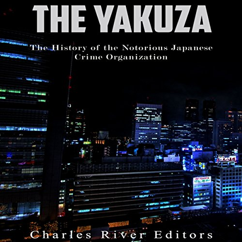 The Yakuza audiobook cover art