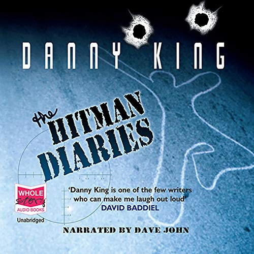 The Hitman Diaries cover art