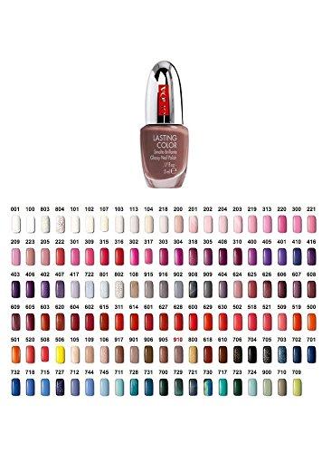 Couleur Vernis Lasting Color 506 Fluo Jaune
