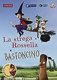 La strega Rossella-Bastoncino. DVD. Con libro...