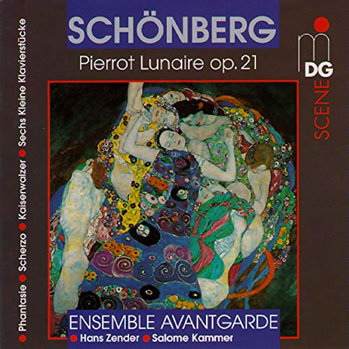 Ensemble Avantgarde - Pierrot Lunaire Op 21