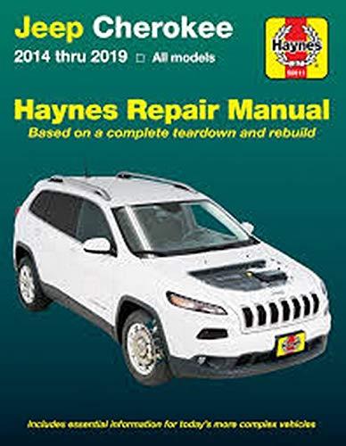 Jeep Cherokee (14-19) Haynes Repair Manual