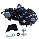 X-PRO 125cc 4-stroke Engine with Automatic Transmission with Reverse, Electric Start for 50cc 90cc 110cc 125cc ATVs & Go Karts