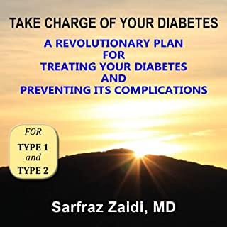 Take Charge of Your Diabetes audiobook cover art