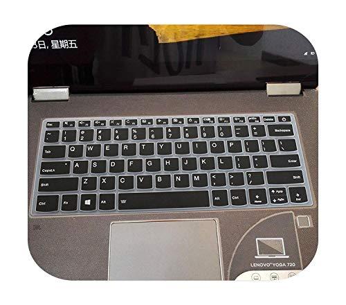 Protector de teclado de silicona para Lenovo Yoga 530 530S 530 14Ikb Yoga 730 730S 530