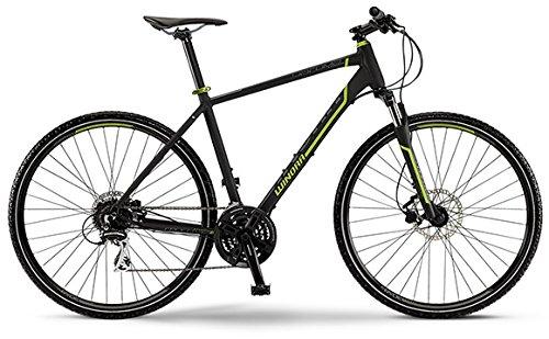 Winora Yacuma 2015 Crossbike Herren schwarz/Lime matt (Rahmenhöhe 51)