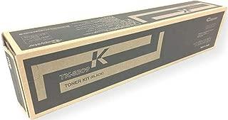 Kyocera 1T02LK0CS0 Model TK-8309K Black Toner Kit For use with Kyocera/Copystar CS-3050ci, CS-3051ci, CS-3550ci, CS-3551ci TASKalfa 3050ci, 3051ci, 3550ci and 3551ci A3 Color Multifunction Printers